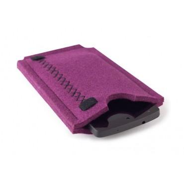 Smartphonetasche  5 mm Filz